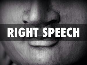 How to speak?