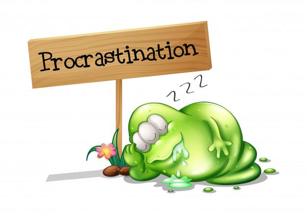 How to avoid procrastination: 10 secret facts