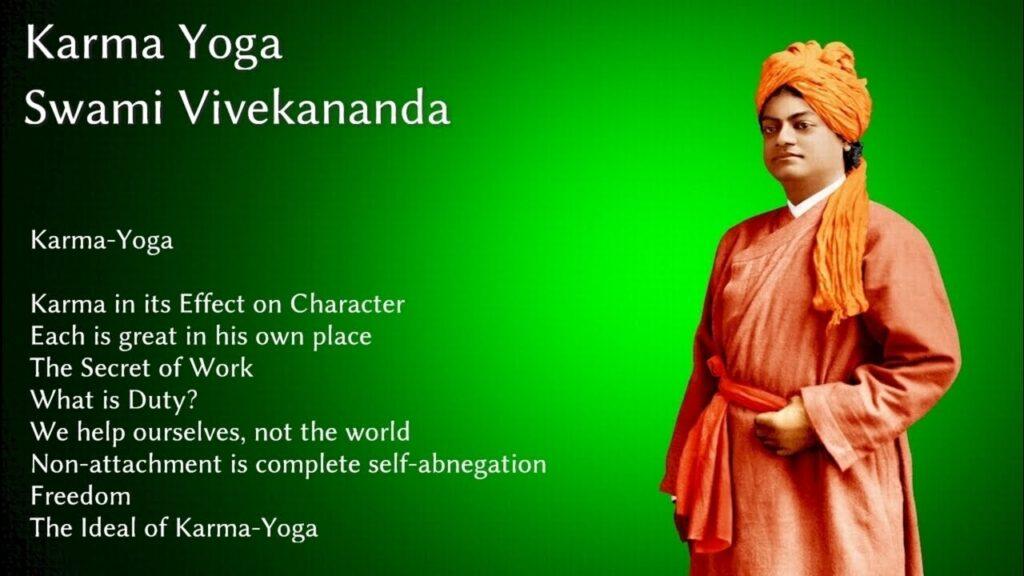 KARMA YOGA ACCORDING TO VIVEKANANDA