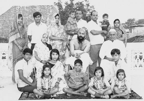 Early Life of Osho Rajneesh