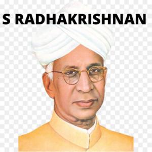 S Radhakrishnan