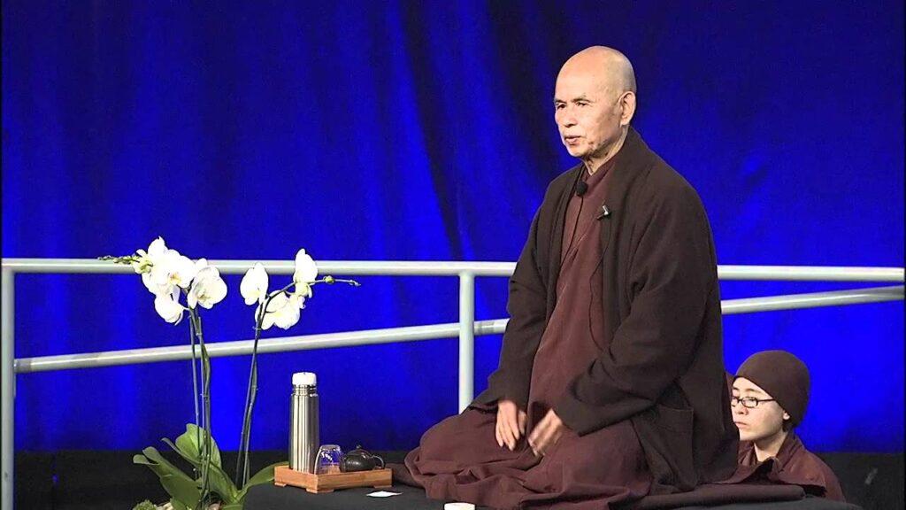 Thich Nhat Hanh meditation