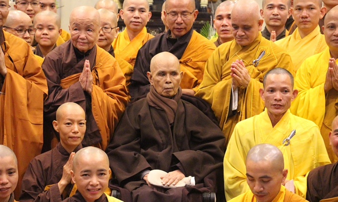 Who is Thich Nhat Hanh
