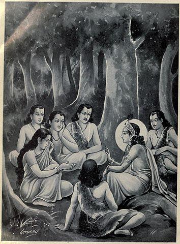 Dharmo Rakshati Rakshitah Mahabharat
