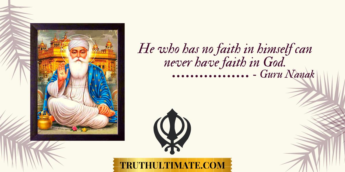 50 Guru Nanak quotes for Better Life