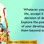 50 Ramayana Quotes to change life