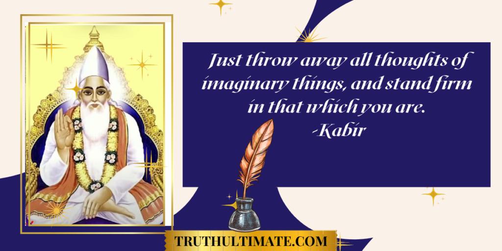 Kabir Quotes