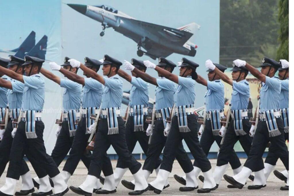 Nabha Sparsham Deeptam  Indian Air Force