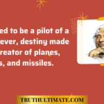 50 APJ Abdul Kalam Quotes